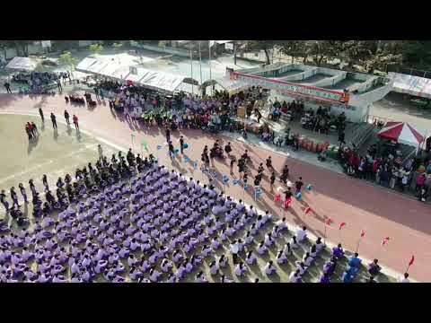 新中57週年校慶運動會1